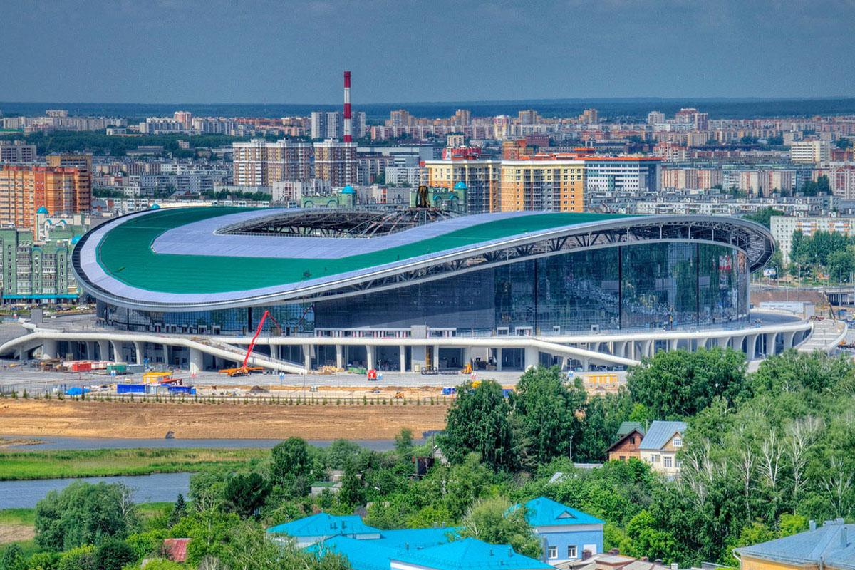 stadium Kazan