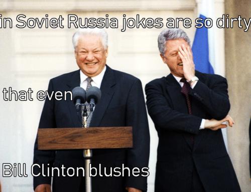 Russian Jokes