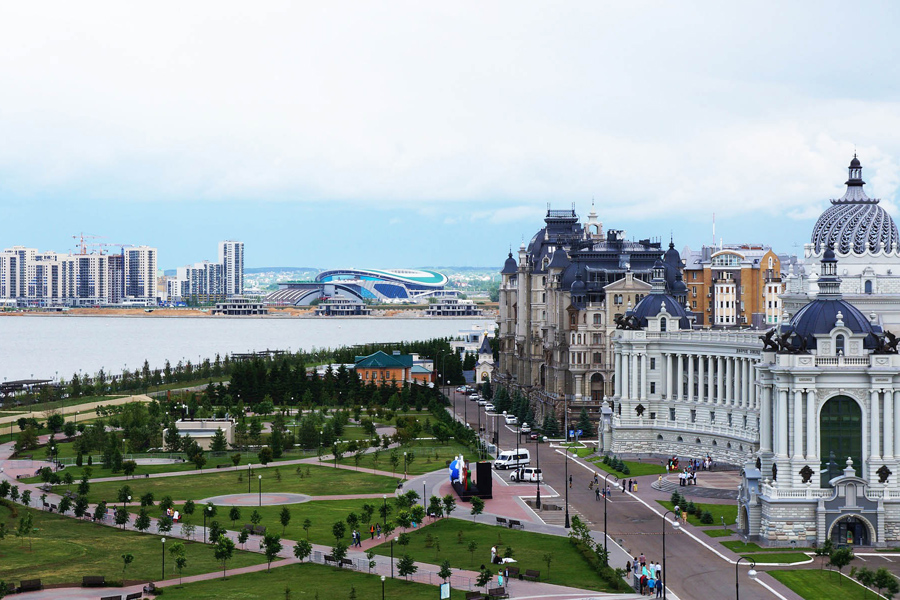 kazan russia kremlin