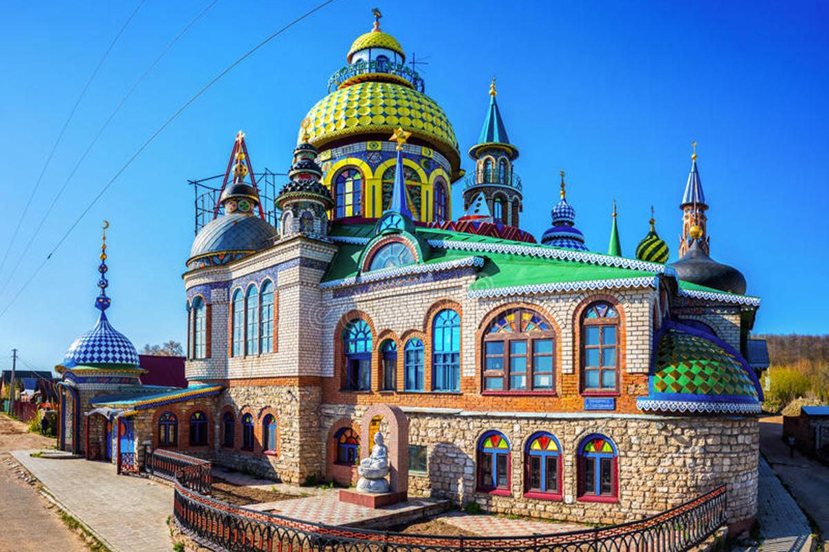 temple all religions kazan