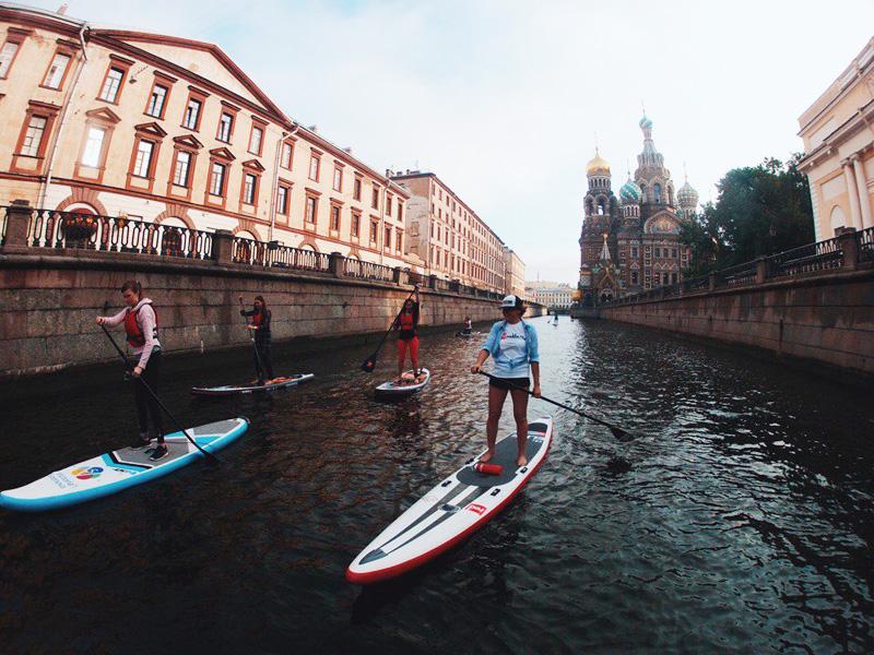 SUP Board St Petersburg