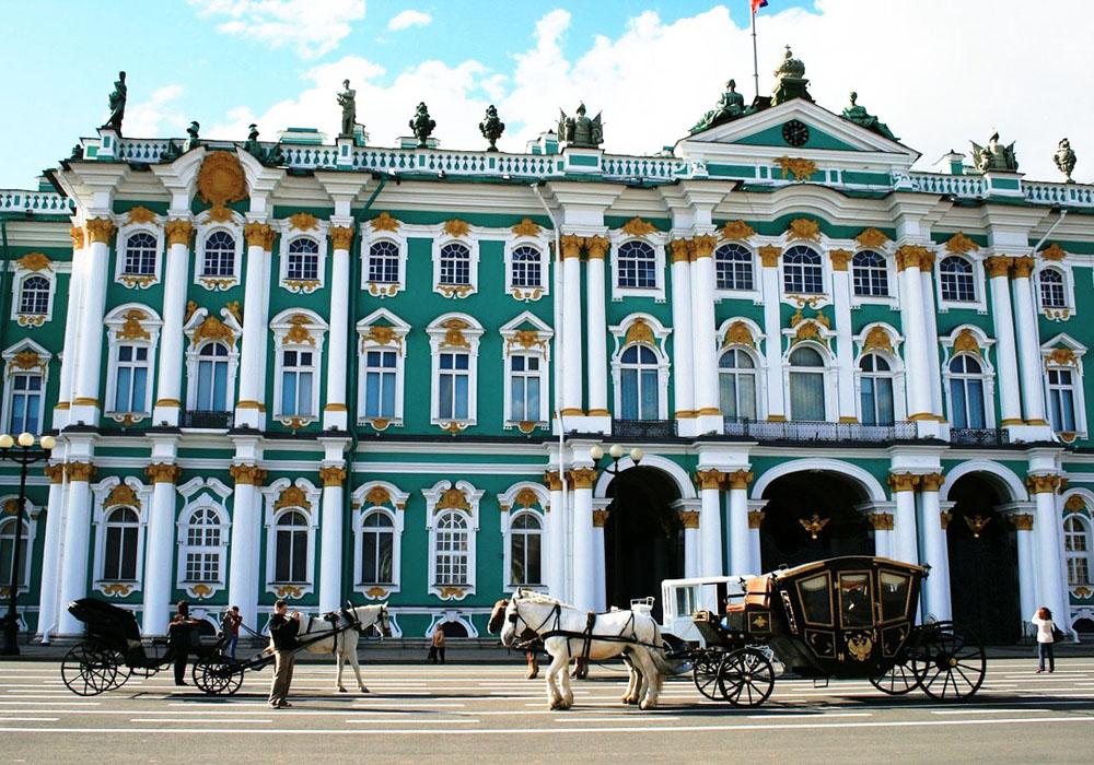 Winter Palace, Hermitage